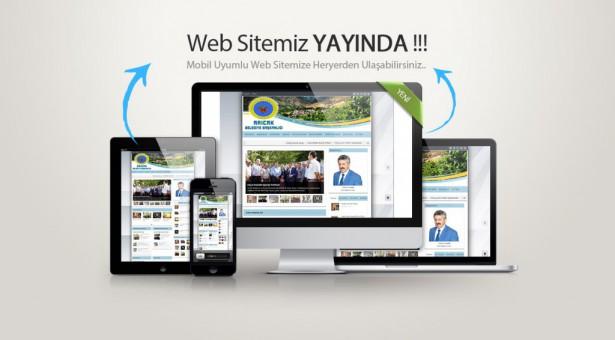 Web Sitemiz Yayında..